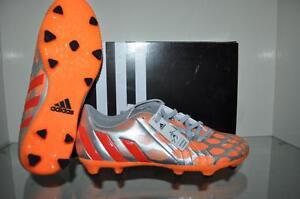 big sale 0248f 3580a Image is loading adidas-Womens-Predator-Absolado-Instinct-FG-Soccer-Cleats-