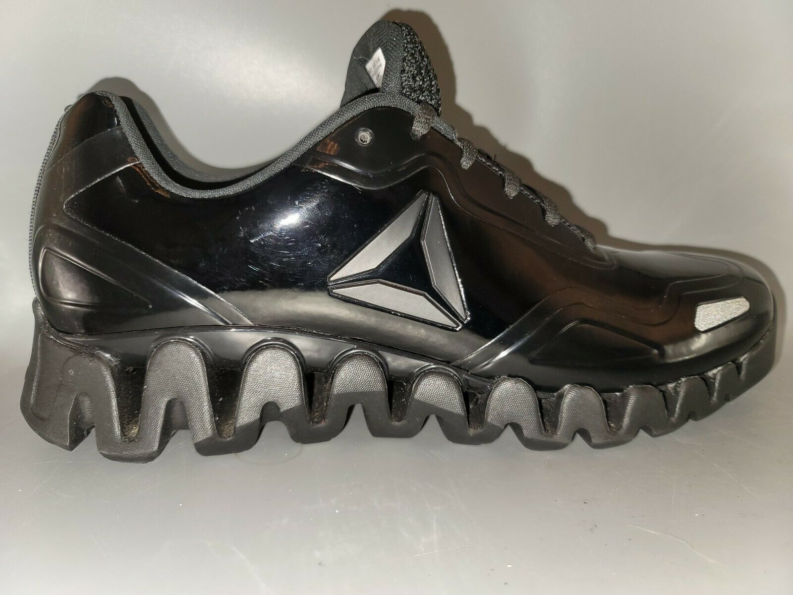 FZ3899 Reebok Zig Pulse 4.0 Black All Size Authentic Leather Men/'s Running