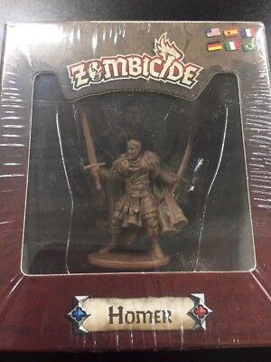 Promo Figure Zombicide: Black Plague GUF022 Homer