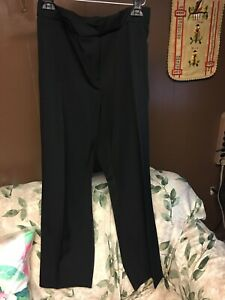 John-Meyer-Plus-Black-Slack-Size-18-W-NWT