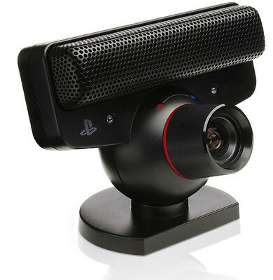 NEW PLAYSTATION 3 PS3 OFFICIAL SONY MOVE EYE CAMERA