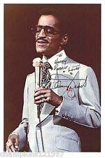 Sammy Davis jr.++Autogramm++ ++Hollywood Legende++2