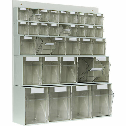 hünersdorff Kleinteilemagazin MultiStore Wand-Set