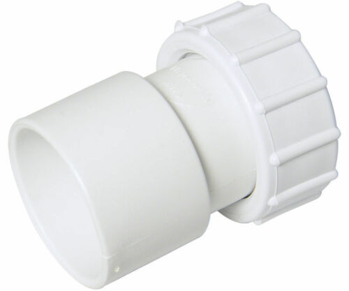 "FLOPLAST 40mm 1.1//2/"" FEMALE ADAPTOR ADAPTER CONNECTOR ABS SOLVENT WASTE WELD"