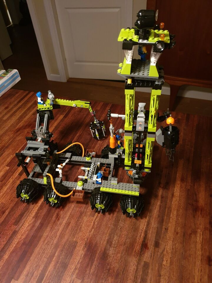Lego Power Miners, 8964
