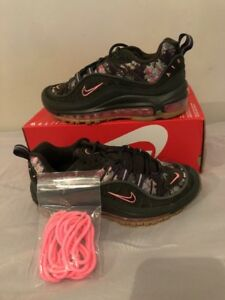 best sneakers eb75e 0bf51 Image is loading Women-039-s-Nike-Air-Max-98-034-