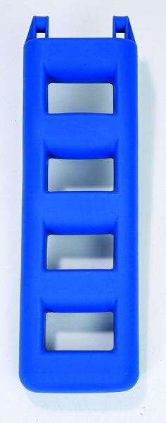 Swimming ladder stairs and fender combination, different sizes, bluee two in one
