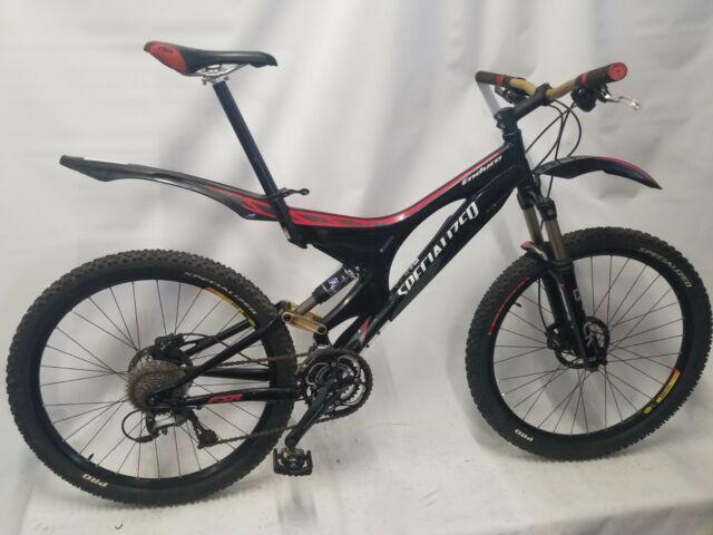 2002 Specialized Enduro Expert FSR Mountain Bike Large Retail $2275