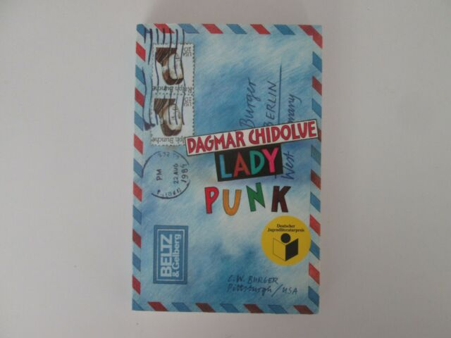 Lady Punk von Dagmar Chidolue   p235