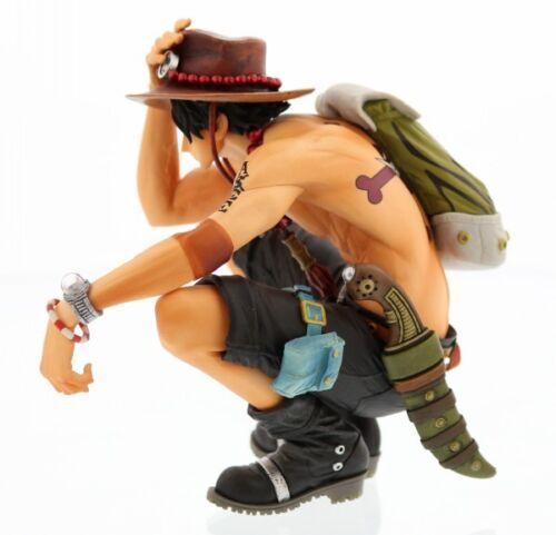 Anime Manga One Piece POP King Of Artist Portgas.D.Ace Figuren Figur Figure PVC