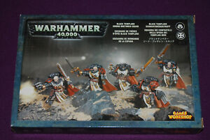 WARHAMMER-40000-40K-Space-Marines-Freres-Epee-Black-Templars-Sword-Brethren