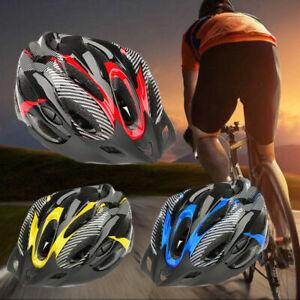 MTB Carbon Bicycle Cycling Skate Helmet Mountain Bike Helmet for Men Women Youth