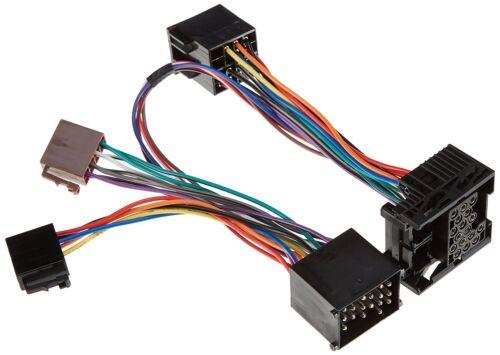 SOT-060 Parrot Bluetooth Iso Arnés Cableado Silenciar Cable Para BMW 3 Serie E36