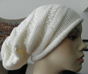 c4b8904ef20 Brand New Made In Peru Alpaca Blended Baggie Basket Style Beanie Hat ...