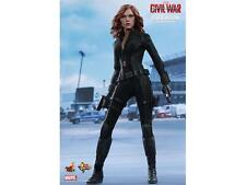Hot Toys Civil War Black Widow Collectible Figure