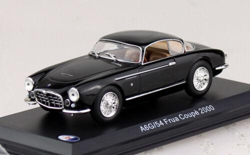 Maserati A6G//54 Frua Coupe 1955 schwarz 1:43 Modellauto