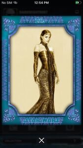 Topps-Star-Wars-Digital-Card-Trader-Blue-Fashion-Of-Queen-Amidala-Insert-Award
