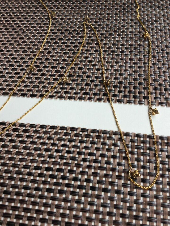 Halskæde, andet materiale, Andet