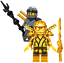 Lego-Ninjago-Minifiguren-Sets-Zane-Cole-Nya-Kai-Jay-GOLDEN-DRAGON-LLOYD-Minifigs Indexbild 16