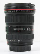 Canon EF 17-40mm F/4 L USM Ultrasonic Objektiv TOP v. Händler #1617
