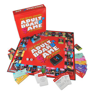 party game Adult board
