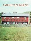 American Barns by Stanley Schuler (Paperback, 2003)