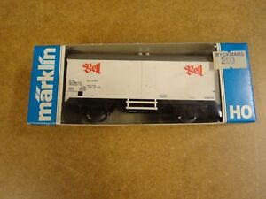 MARKLIN-MARKLIN-HO-4535-BOXED-WAGON-BELL