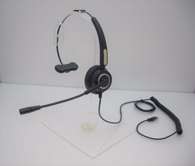 T100 Headset for NEC ASPIRE Nortel Avaya Polycom MITEL Toshiba Siemens Hybrex GE
