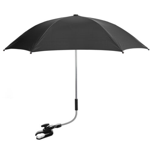 Baby parasol compatible con Hauck Rapid-Negro