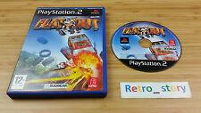PS2 Flatout PAL