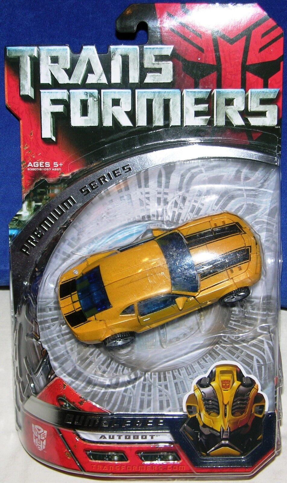 Bumblebee Premium Series Autobot Deluxe Class Transformers Action Figures