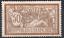 TIMBRE-FRANCE-Annee-1900-Type-MERSON-50-c-brun-et-gris-n-120-NEUF miniature 1