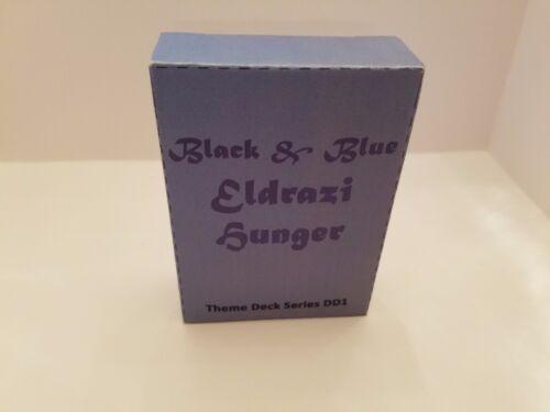 Black /& Blue Eldrazi Hunger Magic the Gathering MTG Modern  /& Theme Decks