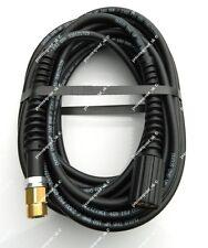 Karcher 10 meter Extension Hose to Fit K - KB Pressure Washer, Screw On Fitting