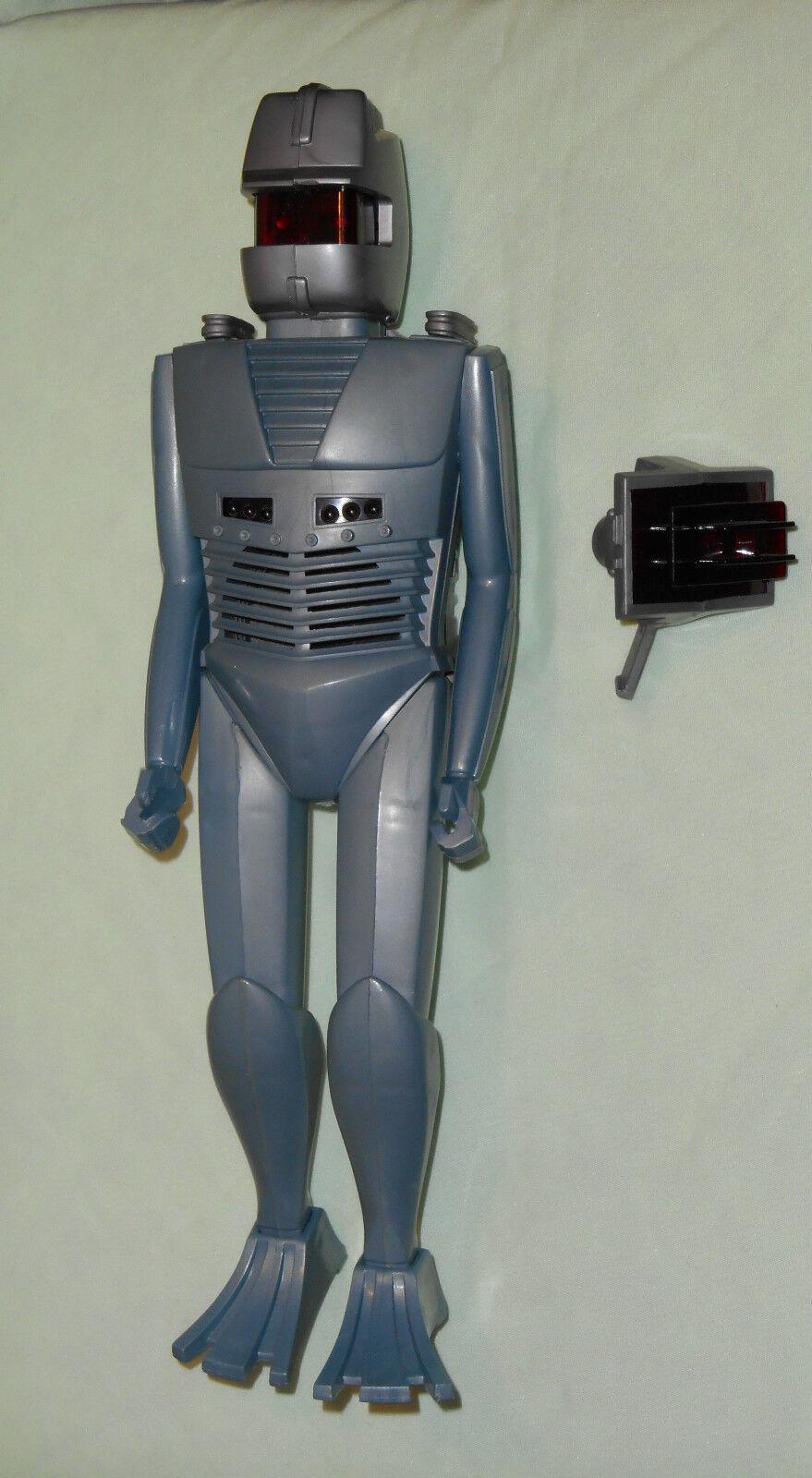 Vintage 1979 ROM L'espace chevalier avec une arme et sac à dos