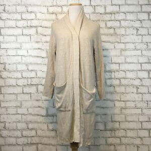 Zara Trafaluc Women's Oversized Slouchy Boho Robe Cardigan Sweater Size Small | eBay