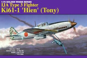 Dragon-5028-1-72-Ija-Type-3-Fighter-Ki61-1-034-Hien-034-Tony-Neuf