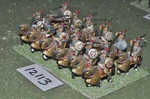 25mm-era-ROMAN-ROMANO-ANTICA-CAVALLERIA-12-CAVALLERIA-CAV-12113