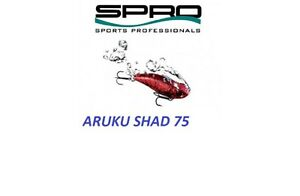 Spro-Aruku-Shad-75-MM-Roland-Martin-Series-5-8-oz-Choice-of-Colors