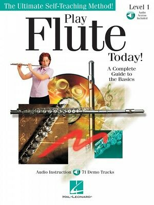 Cheap Sale Play Flute Today Level 1 Instructional Book And Audio New 000842043 To Prevent And Cure Diseases Instruction Books, Cds & Video
