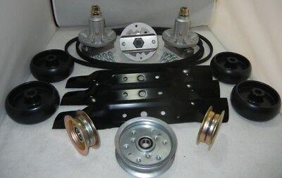 "Rebuild Deck Kit OEM Spec 48/"" Deck for John Deere LA130 120 145 Lawn Mower"
