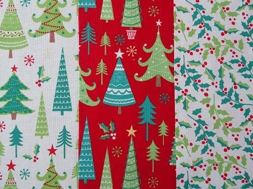 10 INCH SQUARES LAYER CAKE CHRISTMAS FABRICS ~ 100/% COTTON PATCHWORK CRAFT