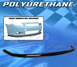 TC Sportline BO-SCTC053721 V-Style Polyurethane PU Front Bumper Lip Spoiler for 2005-2010 Scion tC