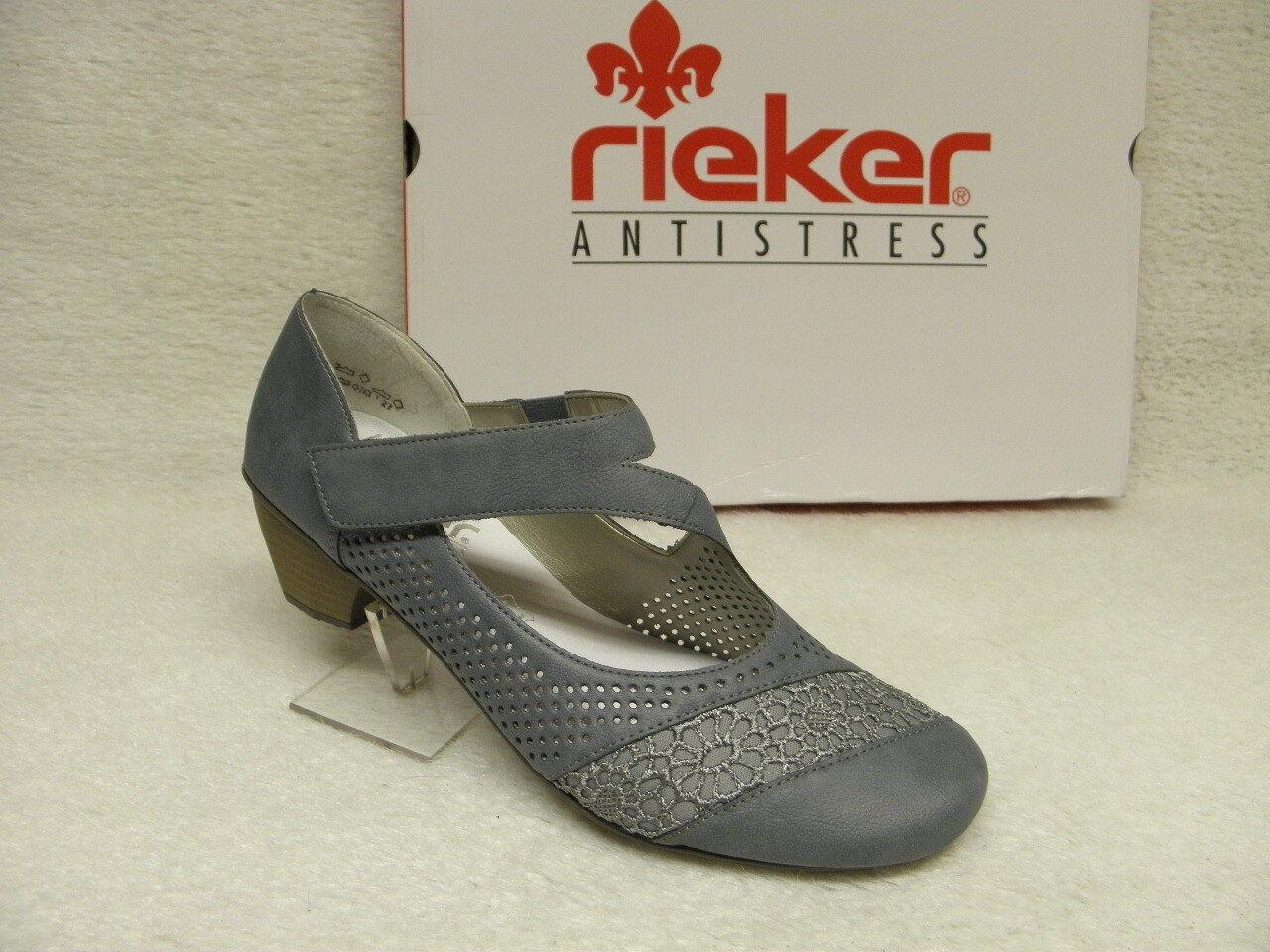 rieker ®  SALE, ROTuziert ,  Top Preis,  41743-12 (R346)