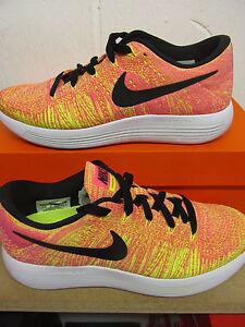 Nike-Mujer-Lunarepic-bajo-Flyknit-Oc-Zapatillas-Running-844863-999-Zapatillas