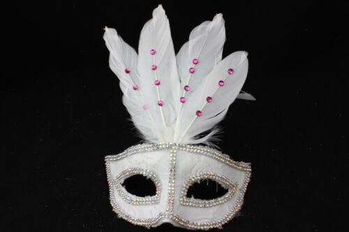 feather Mask Venetian Masquerade Halloween Party Mask Lace mask