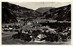 Mayrhofen-Zillertal-Tirol-alte-AK-Osterreich-1950-60-Gesamtansicht-Tal-Berge