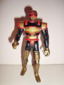 Vintage figurine sentei-saban's vr troopers j.b. reese dx action kenner 1995