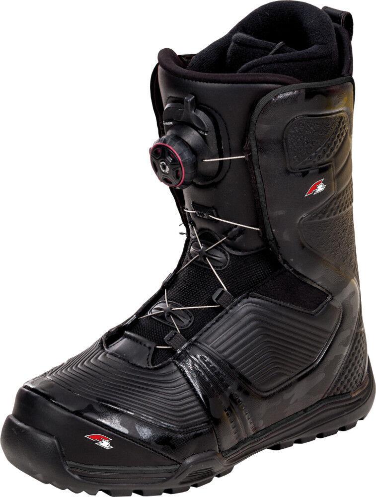 F2 Eliminator Dual TGF SoftStiefel Snowboardschuhe SnowboardStiefel Schuhe Stiefel J18