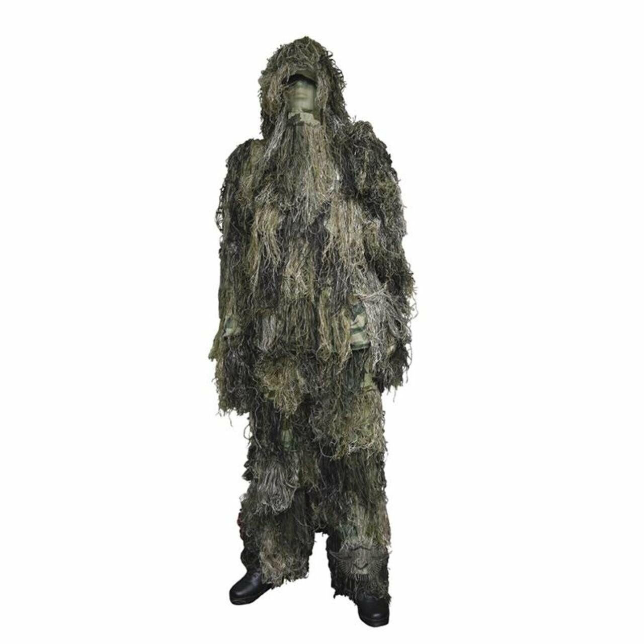 Military Uniform Supply KIDS Camouflage Ghillie Suit - WOODLAND CAMO   buy cheap